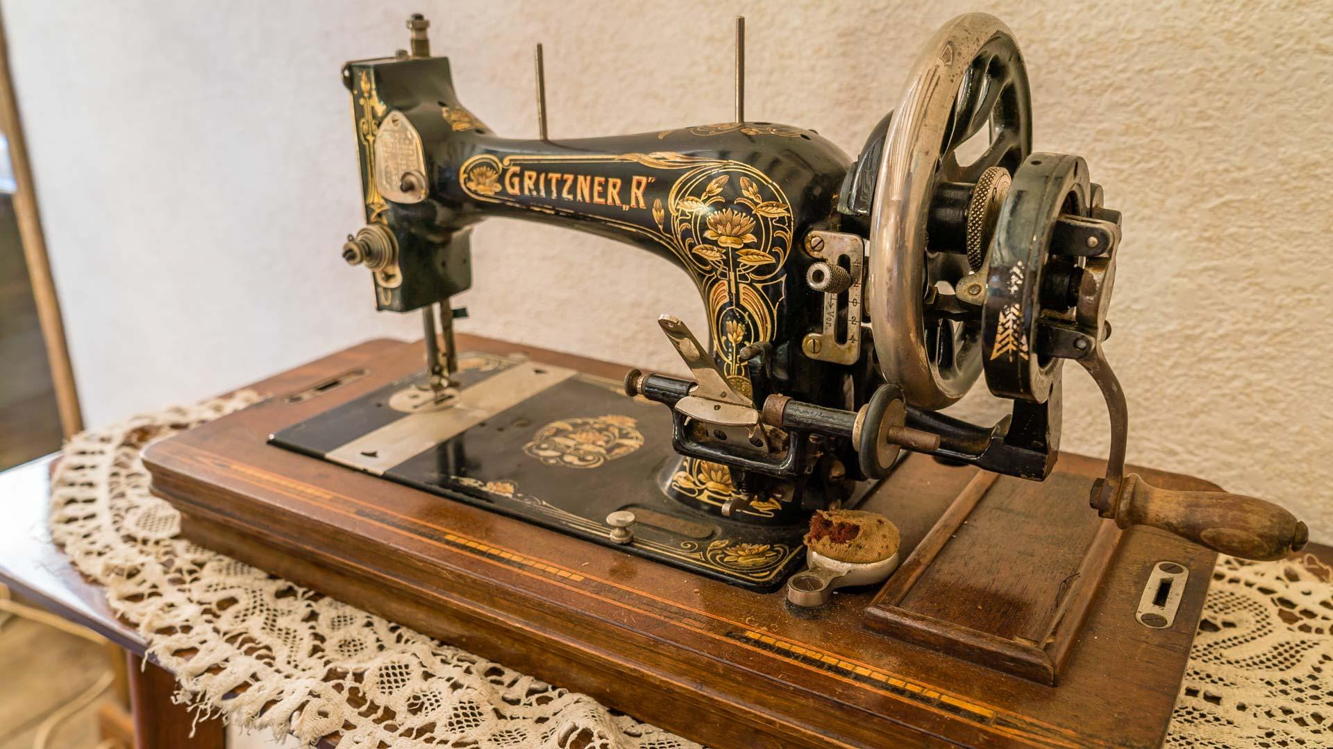 Machine à coudre Gritzner